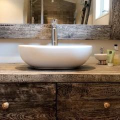 Bad og speil